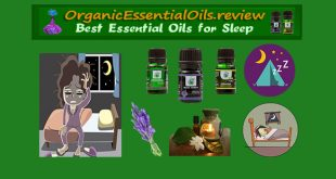 Best Essential Oils to Sleep